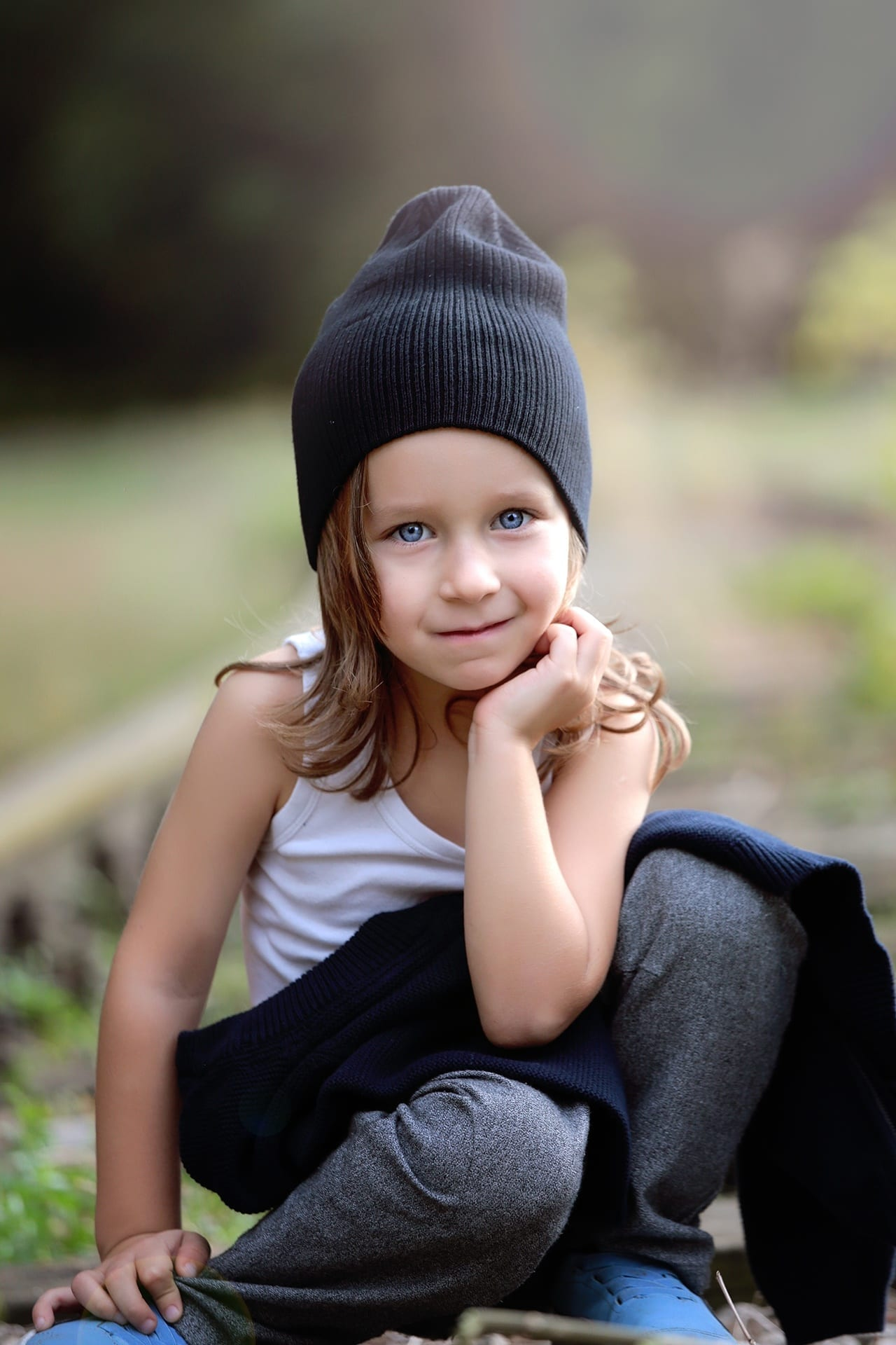 Őszi Gyermekfotózás Maximmal