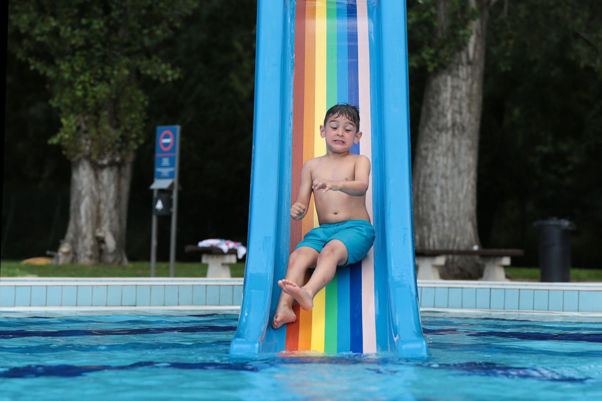 BBswimming nyári úszó tábor 2020-ban a Margitszigeten