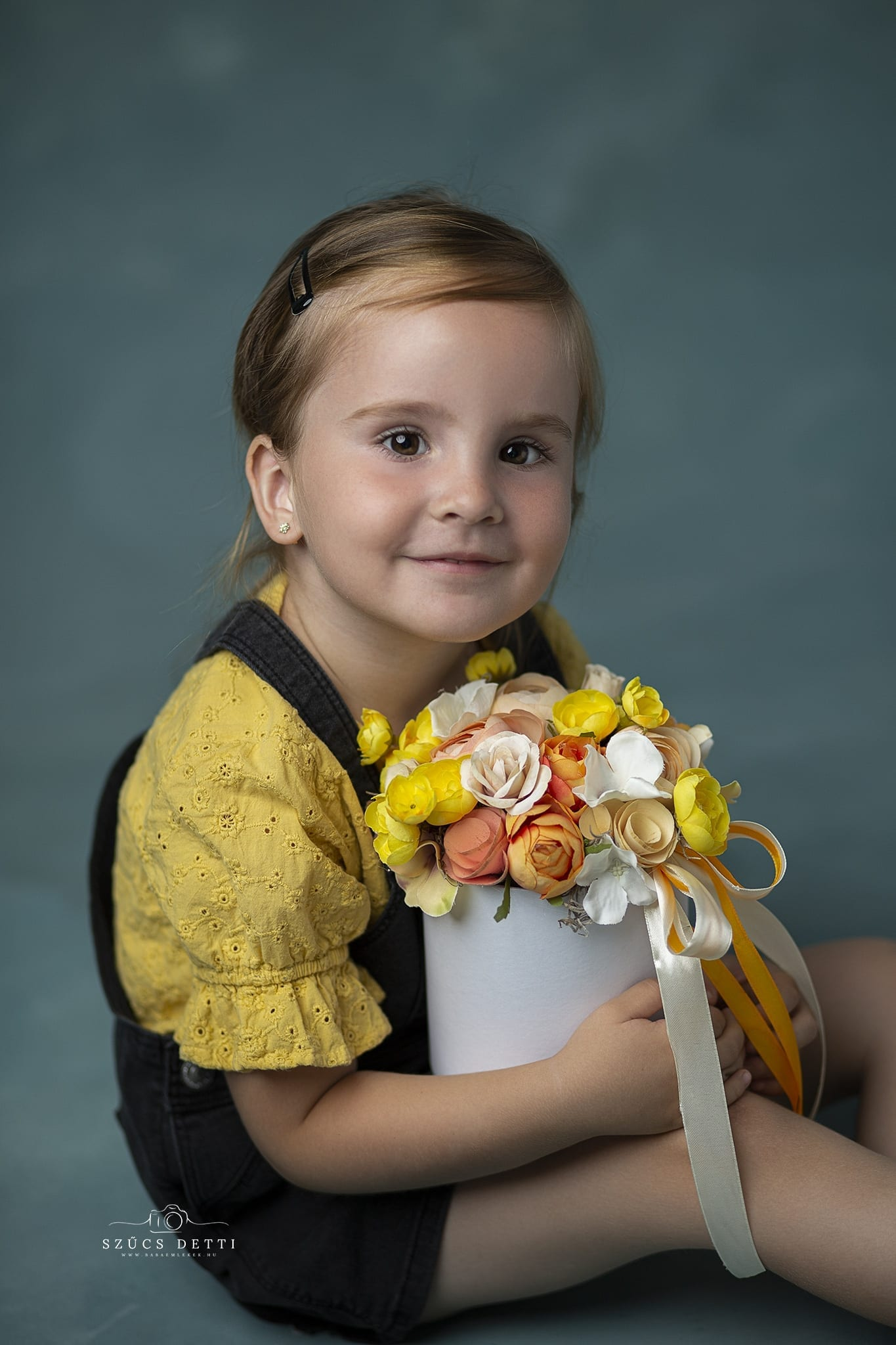 4 éves szülinapi fotózás a csodálatos Emmával