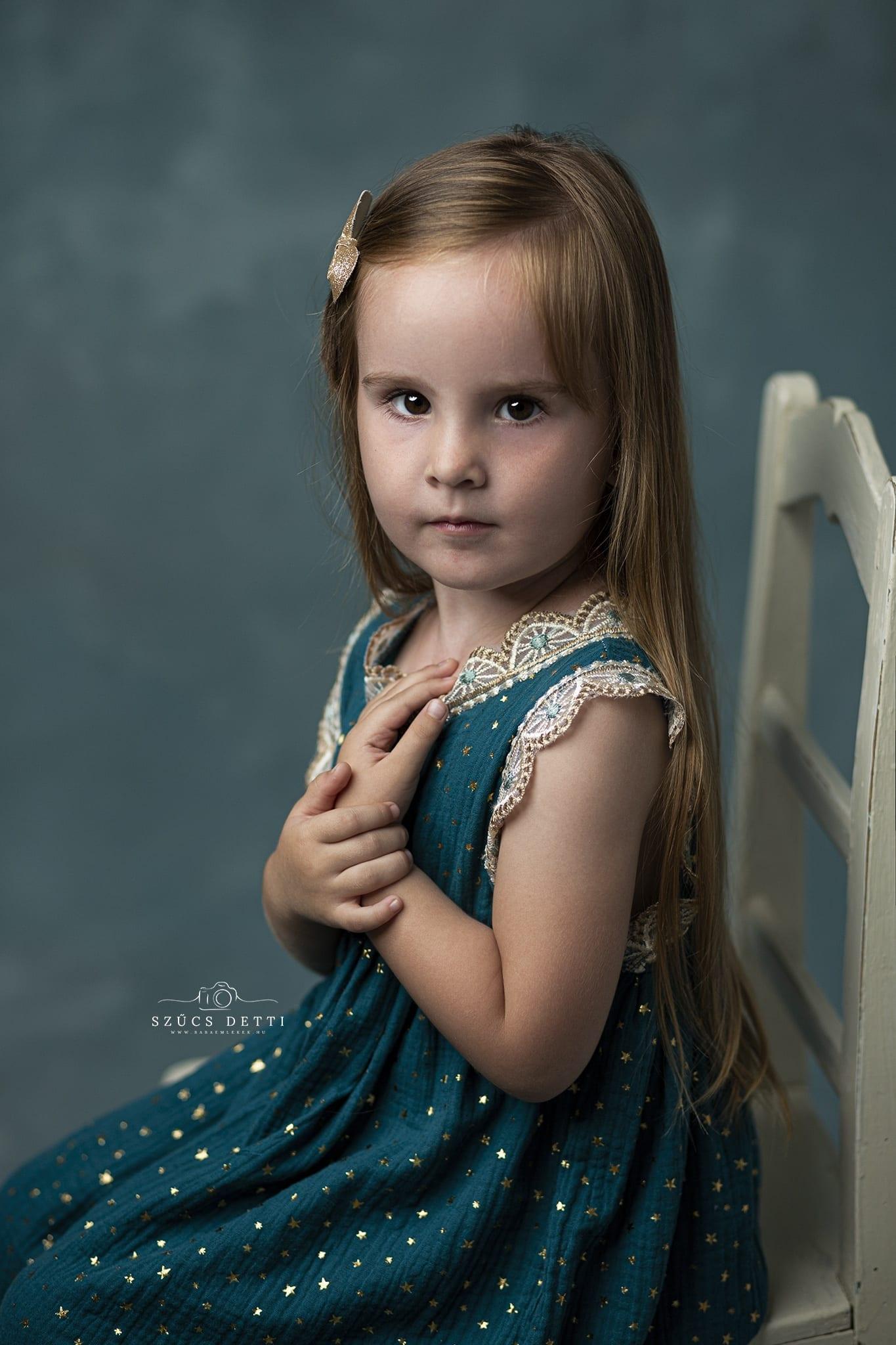 Emma szülinapja csodálatosra sikerült a babaemlekek.hu műtermében
