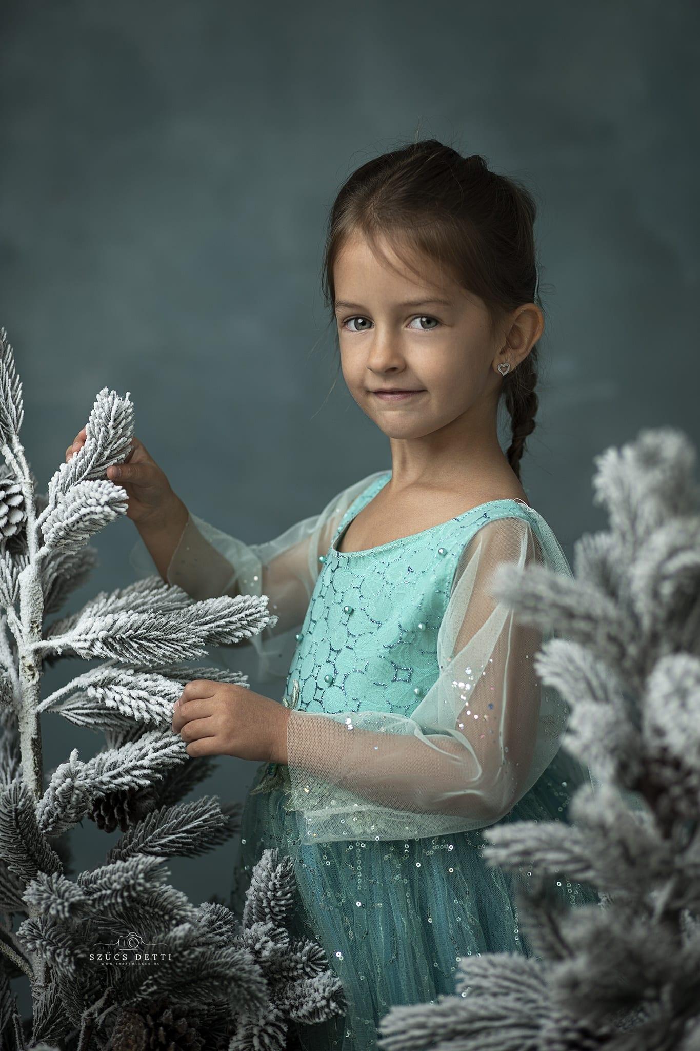 Gyermek portréfotózás budapesti fotóstúdióban