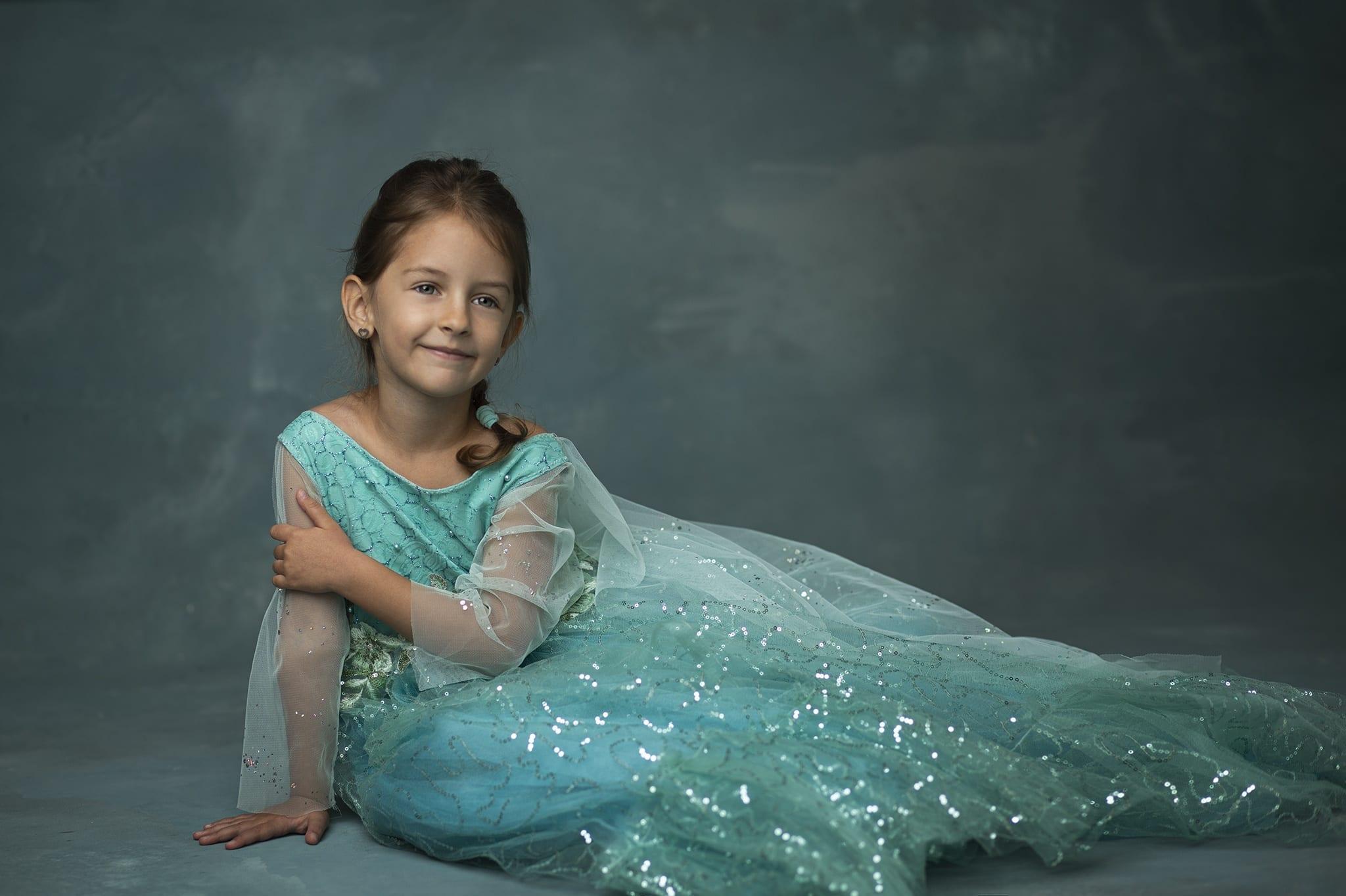 Hercegnős gyerekfotózás Budapesten