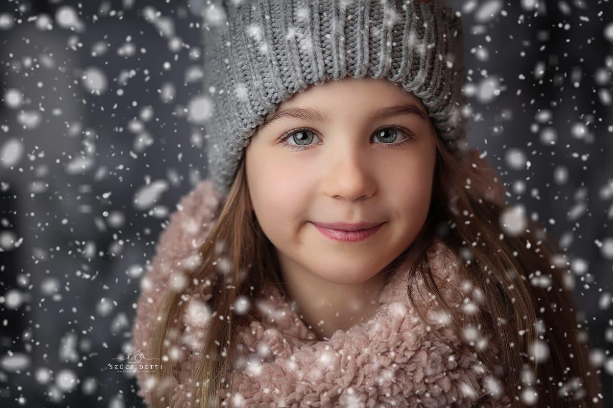 Téli hangulatú akciós fotózás 2021 január